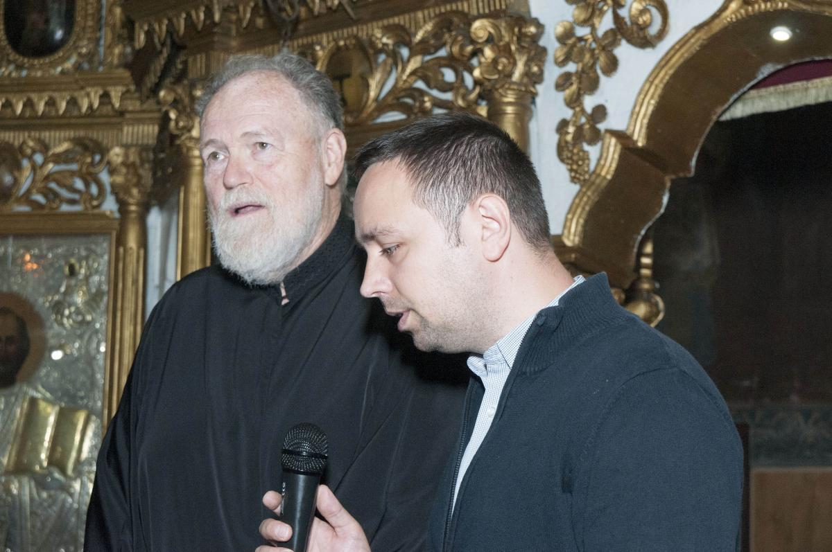 Predica părintelui misionar ortodox Floyd Frantz
