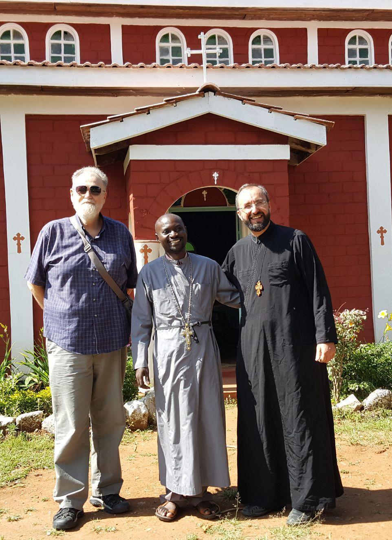 Misiune ortodoxă în Kenya - 16 oct 2017