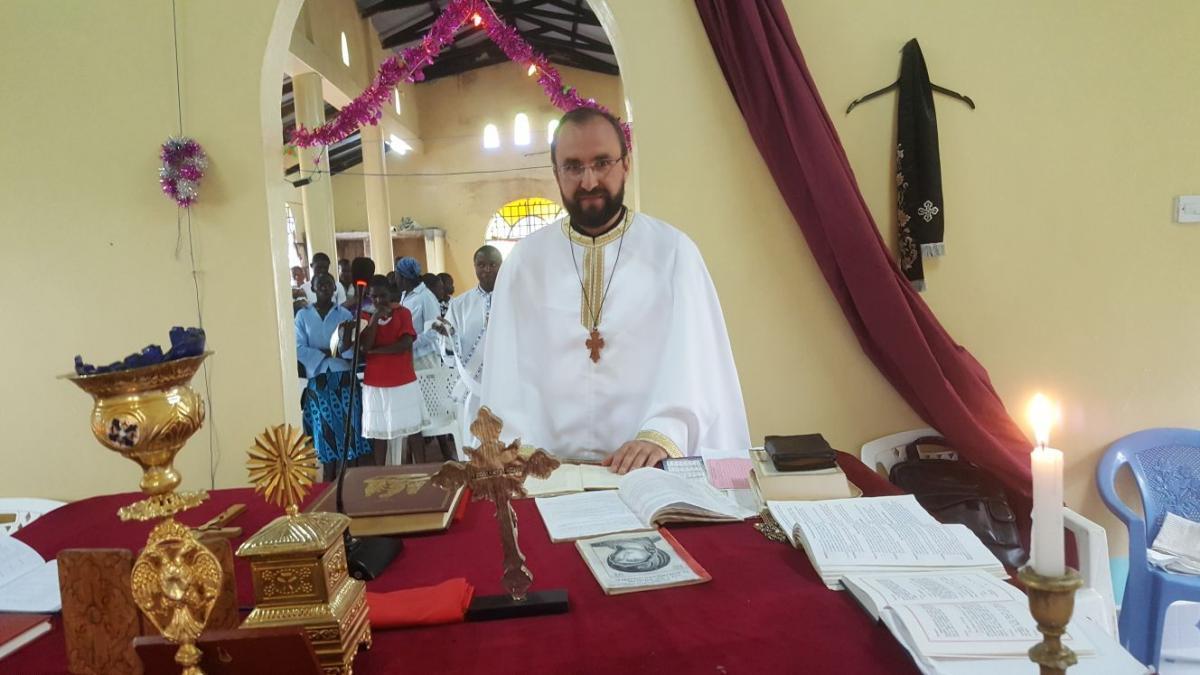 Misiune ortodoxă în Kenya- 22 oct 2017