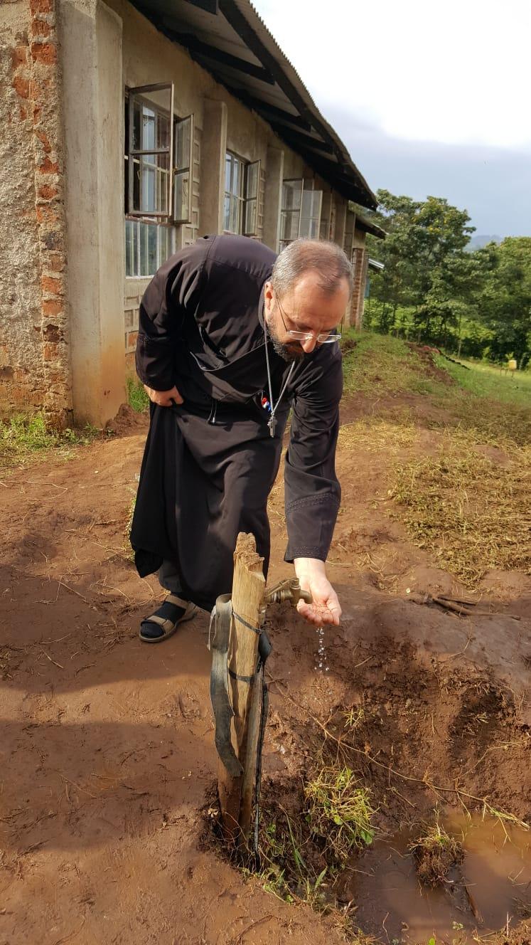 Misiune în Kenya